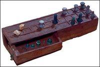 Board Game: Aseb