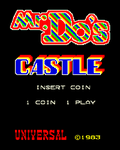 Video Game: Mr. Do!'s Castle