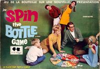 Board Game: Spin the Bottle