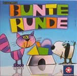 Board Game: Bunte Runde