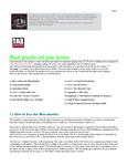 RPG Item: Good Friends & Fine Spirits