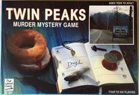 Board Game: Twin Peaks Murder Mystery Game