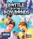 Board Game: Battle of the Boy Bands