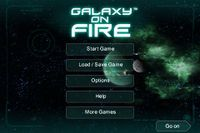 Video Game: Galaxy on Fire