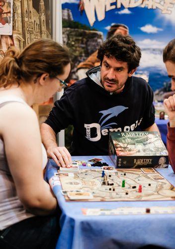 Board Game: Radetzky: Milano 1848