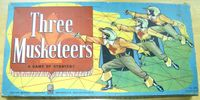 Board Game: The Three Musketeers
