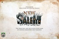 Board Game: New Salem