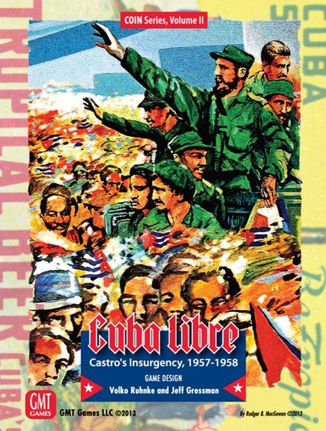 Cuba Libre | Board Game | BoardGameGeek