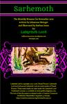 RPG Item: Monthly Monster 16-11LL: Sarhemoth