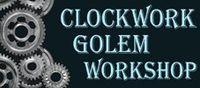 RPG Publisher: Clockwork Golem Workshop