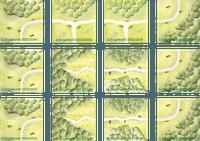 Board Game: Wald (Fan Erweiterung für Carcassonne)