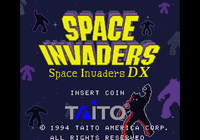 Video Game: Space Invaders DX