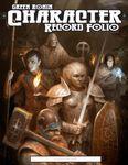 RPG Item: Character Record Folio