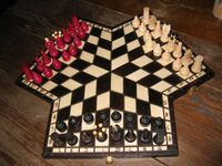 Board Game: Chess for Three