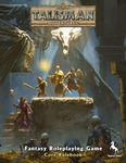 RPG Item: Talisman Adventures - The Fantasy Role Playing Game: Core Rulebook