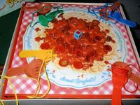 Board Game: Ready! Set! Spaghetti!