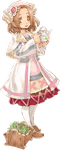 Character: Violet (Rune Factory)
