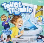 Board Game: Toilet Trouble