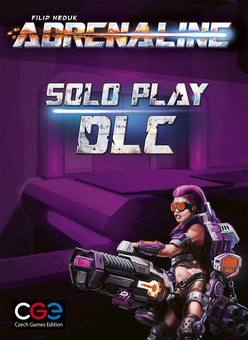 Adrenaline: Solo Play DLC