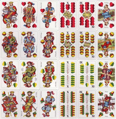 Board Game: Schnapsen
