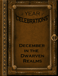 RPG Item: A Year of Celebrations: December in the Dwarven Realms