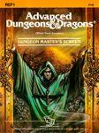 RPG Item: REF1: Dungeon Master's Screen