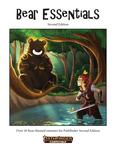 RPG Item: Bear Essentials (Second Edition)