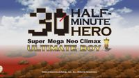 Video Game: Half-Minute Hero: Super Mega Neo Climax