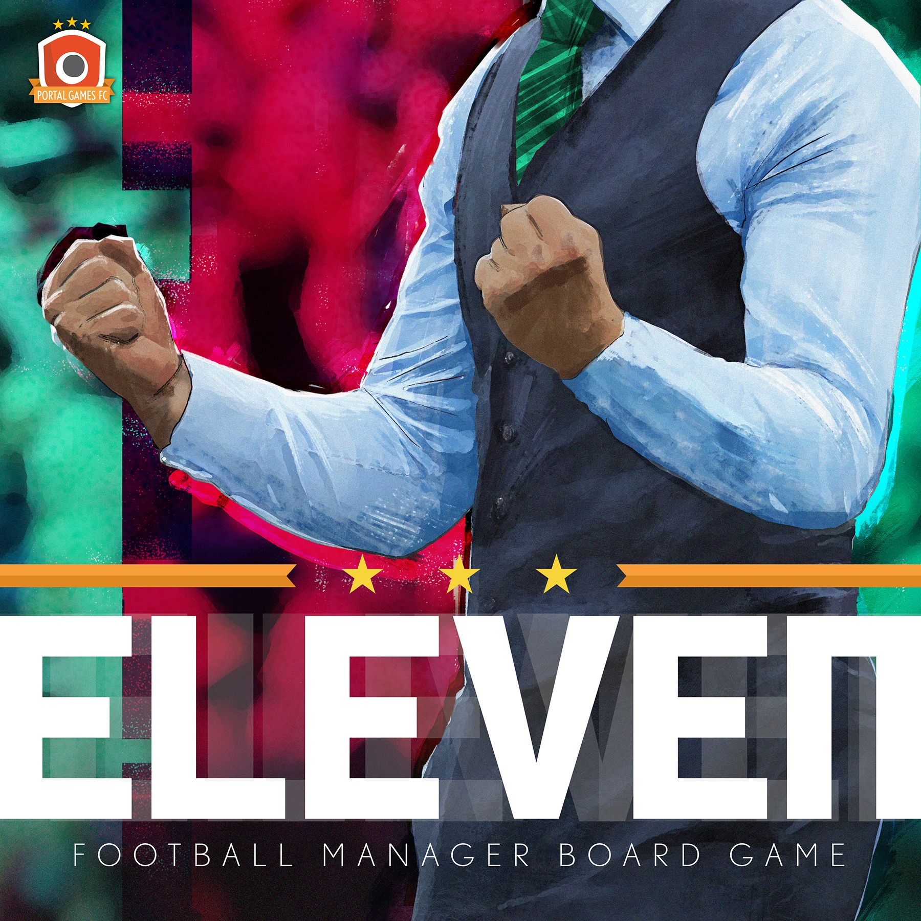 Board Game: Eleven: Football Manager Board Game
