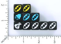 Board Game: Batman: The Animated Series Dice Game