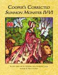 RPG Item: Cooper's Corrected Summon Monster IV-VI