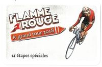 Board Game: Flamme Rouge: Le Grand Tour 2018