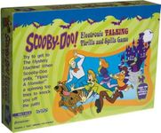 Board Game: Scooby-Doo! Thrills and Spills