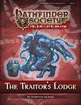 RPG Item: Pathfinder Society Scenario 5-09: The Traitor's Lodge