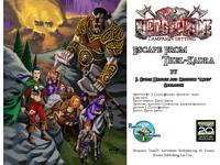 RPG Item: Escape From Thel-Kadra