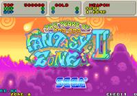 Video Game: Fantasy Zone II: The Tears of Opa-Opa