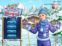 Video Game: Ski Resort Mogul