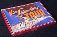 Board Game: Vier Länder Tour