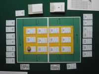 Board Game: SP Volley