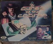 Board Game: Curse of the Cobras Game