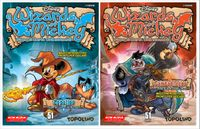 Board Game: Wizards of Mickey CCG