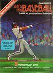 Video Game: Computer Statis Pro Baseball