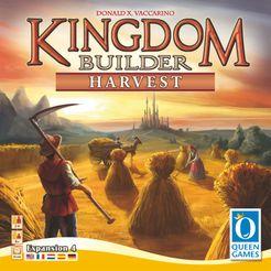Kingdom Builder: Harvest Cover Artwork