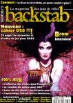 Issue: Backstab (Issue 33 - Sep 2001)