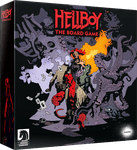 Board Game: Hellboy: The Board Game – Deluxe Edition