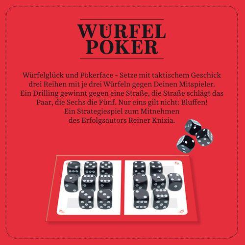 Board Game: Würfel Poker