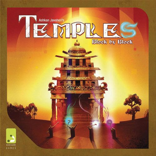 Board Game: Temples