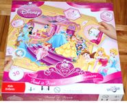 Board Game: Find it first Disney princess