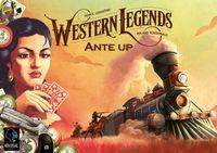 Board Game: Western Legends: Ante Up