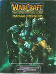 RPG Item: Manual of Monsters